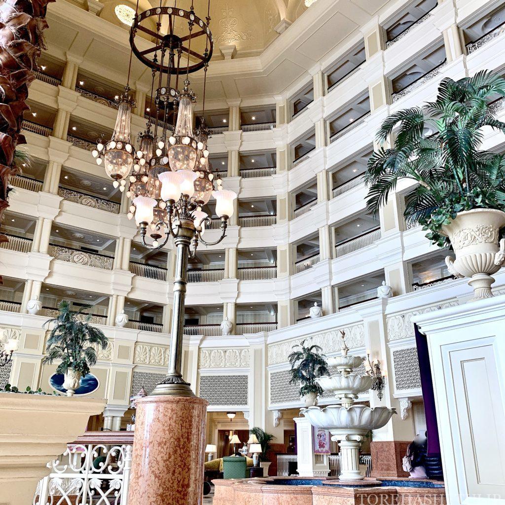 ディズニーランドホテル シャーウッドガーデン・レストラン ランチブッフェ 2021 メニュー 事前予約 時間制限なし ウィンターブッフェ コロナ