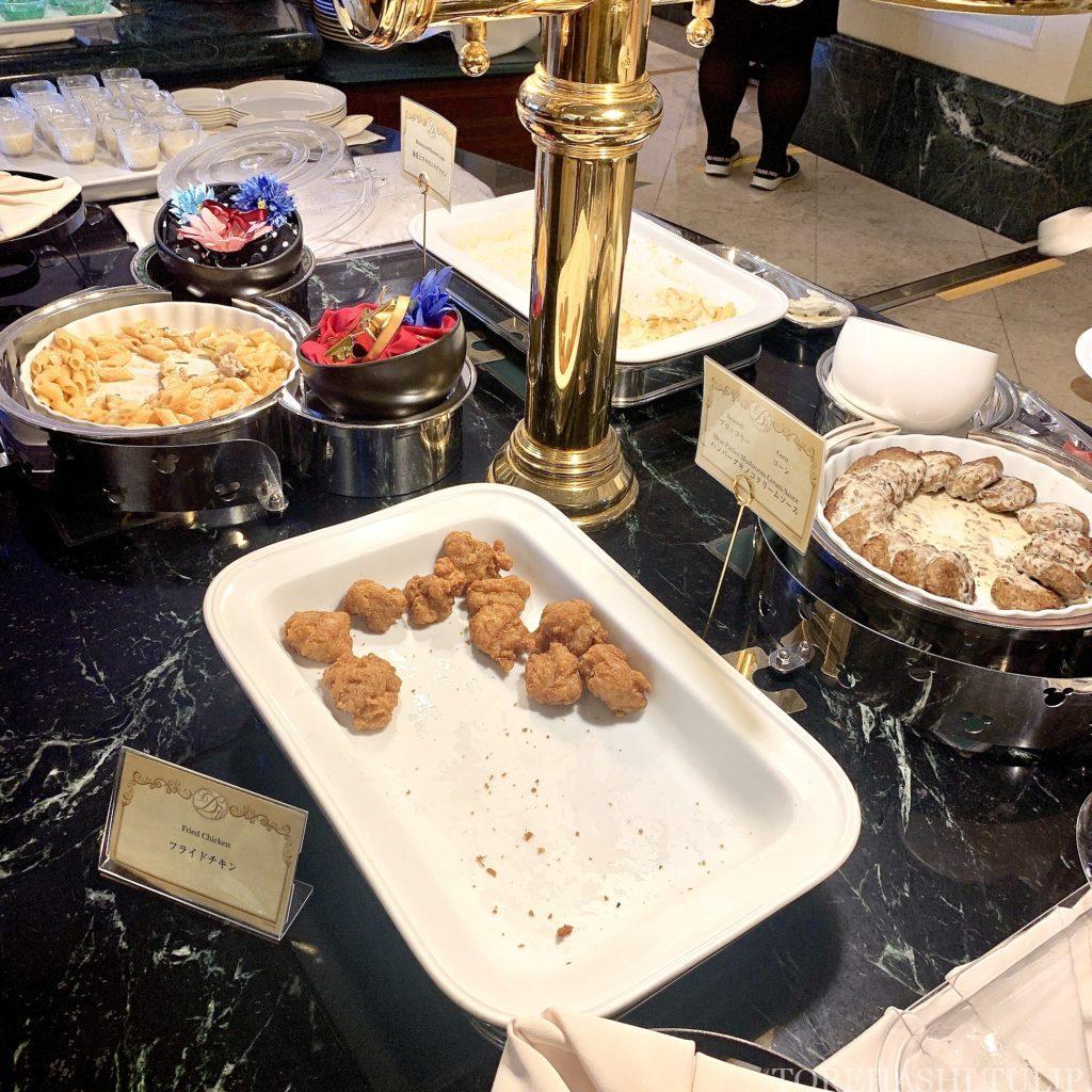 ディズニーランドホテル シャーウッドガーデン・レストラン ランチブッフェ 2021 メニュー 事前予約 時間制限なし ウィンターブッフェ コロナ 食事メニュー お子様
