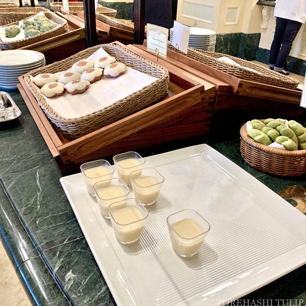 ディズニーランドホテル シャーウッドガーデンレストラン イースター ランチブッフェ 2021春 メニュー 料金 営業時間 前菜 フルーツ
