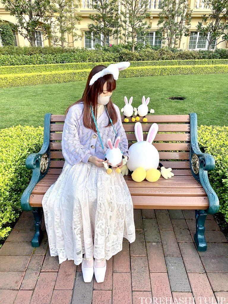 東京ディズニーランドホテル ドリーマーズラウンジ アフタヌーンティーセット イースター 2021 予約 メニュー 営業時間