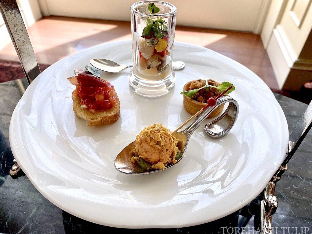 東京ディズニーランドホテル ドリーマーズラウンジ アフタヌーンティーセット イースター 2021 予約 メニュー 営業時間 オードヴル サンドウィッチ スープ