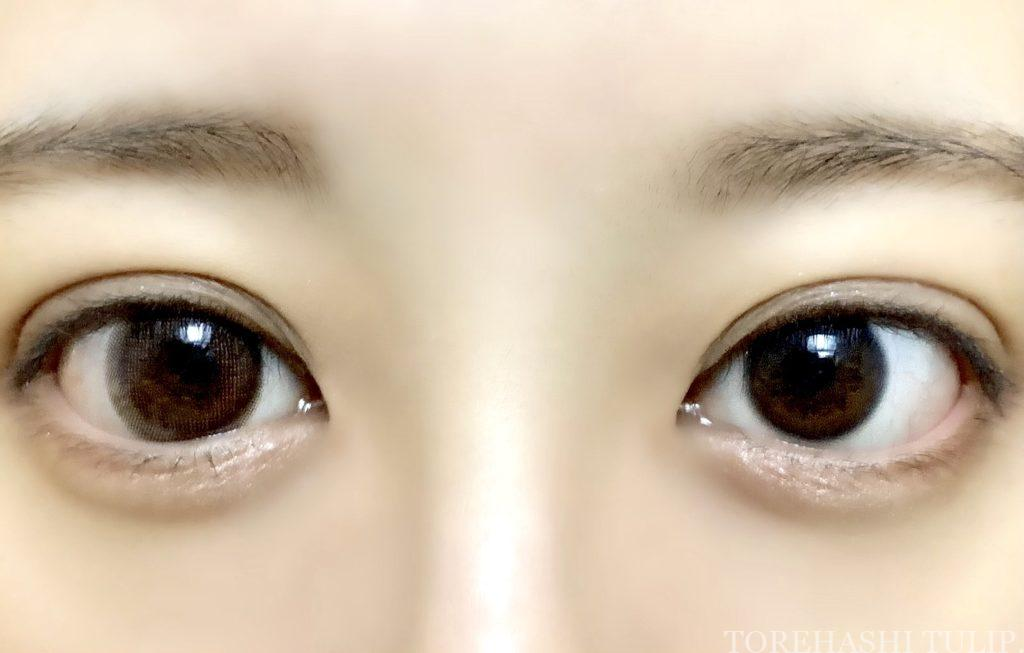 カラコン ナチュラル 自然 14.2 盛れる ワンデー おすすめ 人気 レビュー 比較 ランキング 裸眼比較