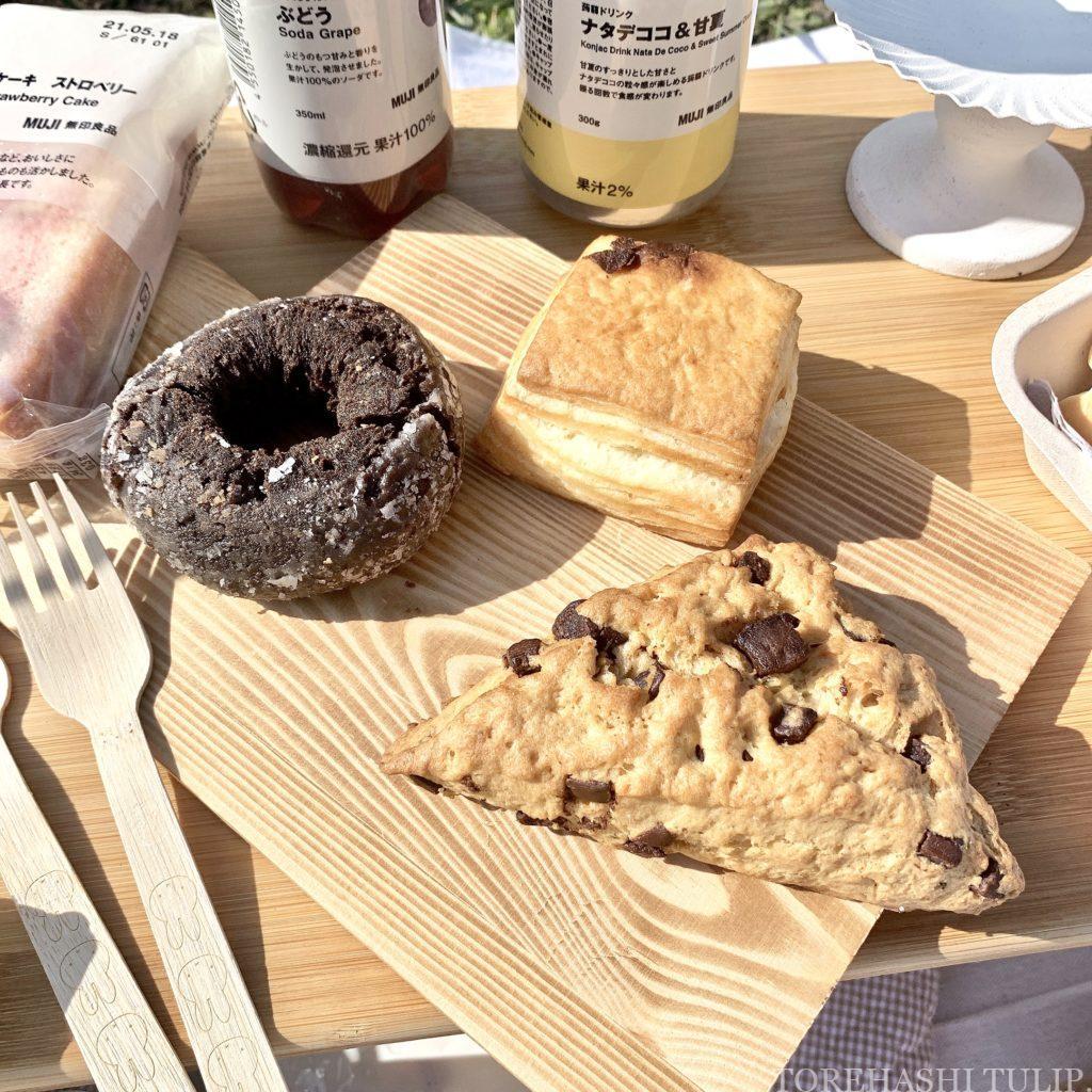 おしゃピク ピクニック おしゃれ 基本とコツ 100均 布 ランチ箱 プチプラ 初心者 食べ物 お店で買う スターバックス Starbacks