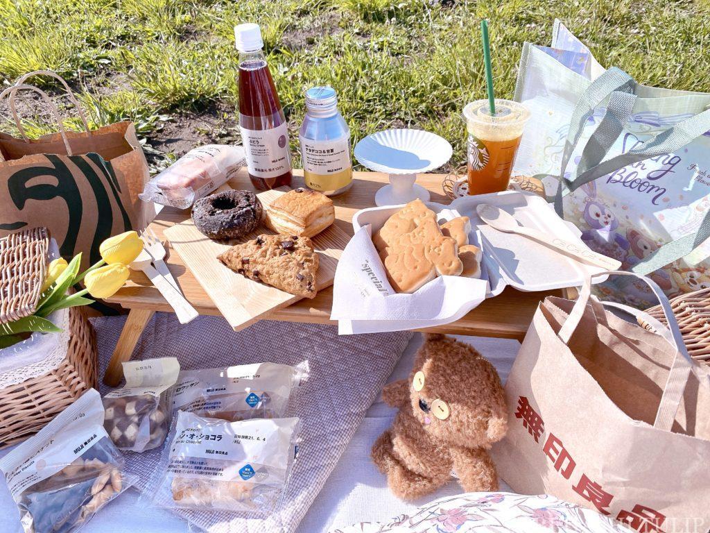 おしゃピク ピクニック おしゃれ 基本とコツ 100均 布 無印良品 ランチ箱 プチプラ 初心者 食べ物 持ち物 ランチボックス 紙製 ランチ 箱 お弁当箱