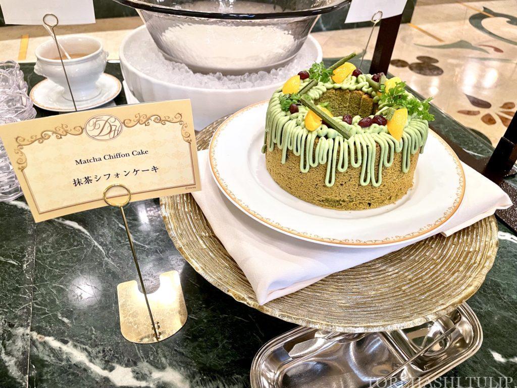 ディズニーランドホテル シャーウッドガーデン・レストラン 七夕 ランチブッフェ 2021年 メニュー スイーツ ケーキ