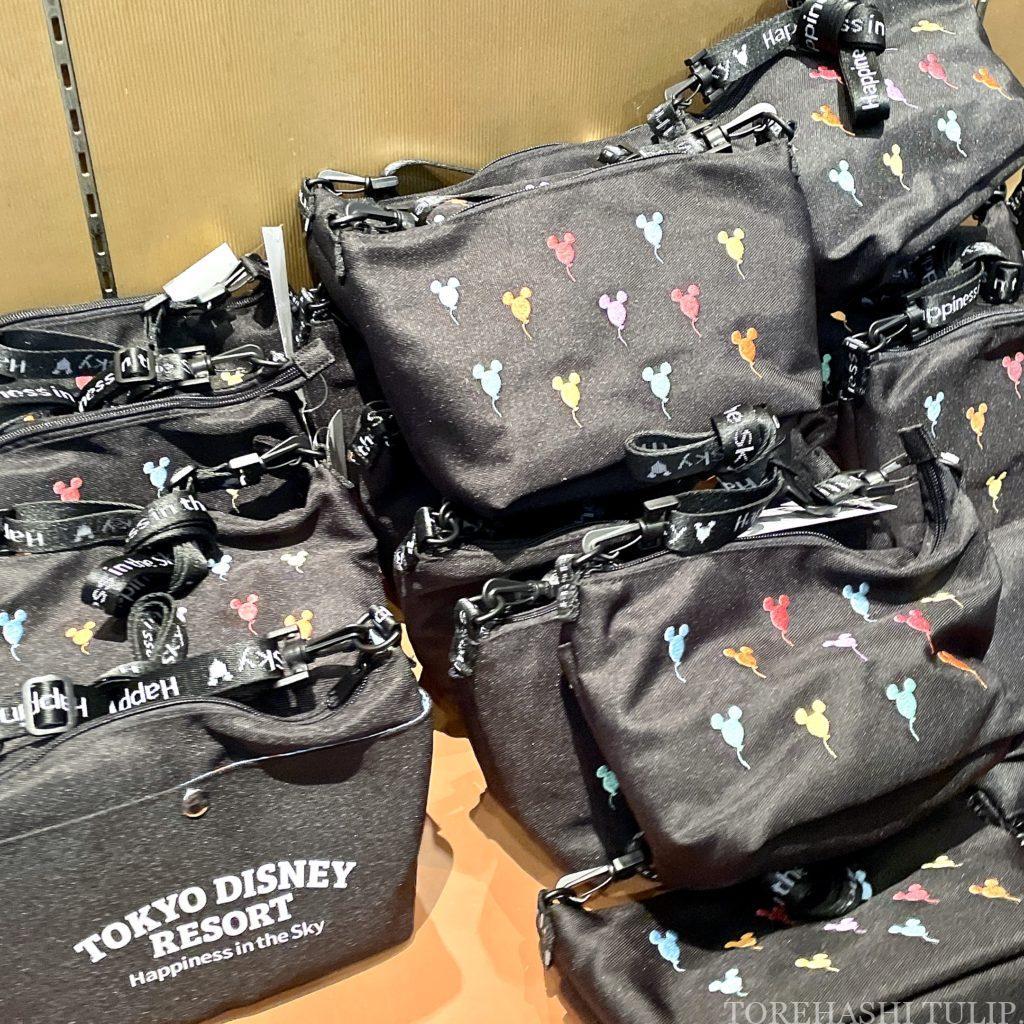 ディズニー ミッキーバルーン 新作グッズ バルーングッズ ボン・ヴォヤージュ ボンボ カチューシャ クッション 売り切れ 2021年 ショルダーバッグ