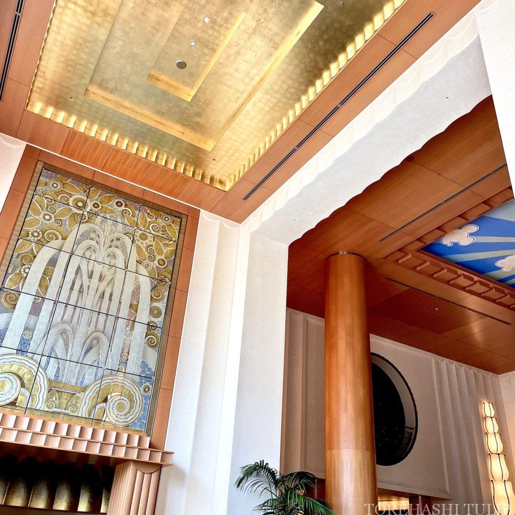 ディズニーアンバサダーホテル ハイピリオンラウンジ ケーキセット 2021年夏 ドナルドダック メニュー ブログ 事前予約 ブログ 予約 コツ