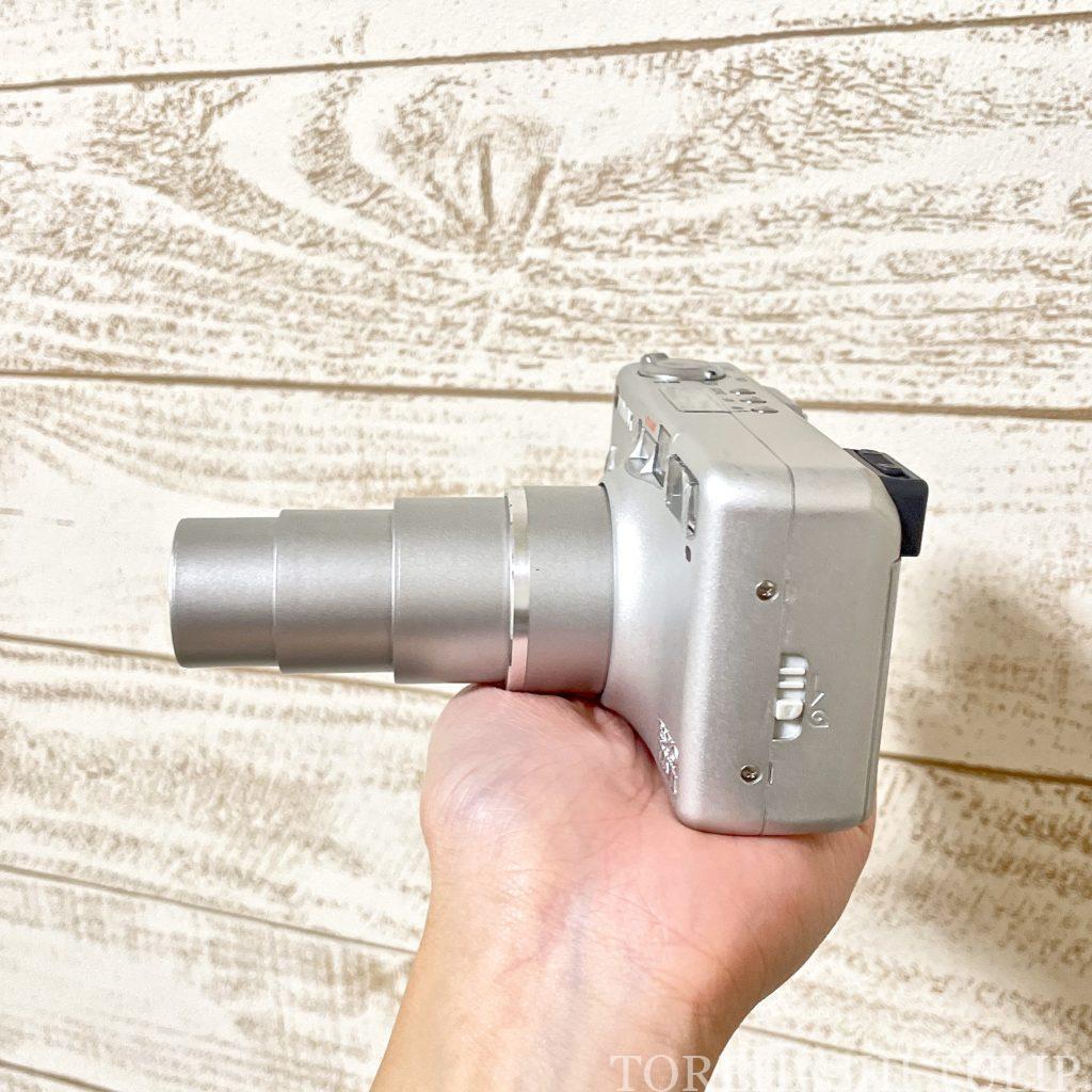 フィルムカメラ 愛用 おすすめ 初心者 購入方法 現像方法 費用 フィルム一眼 ハーフフィルムカメラ 電池式フィルムカメラ インスタ映え PENTAX ESPIO 129SW Ⅱ