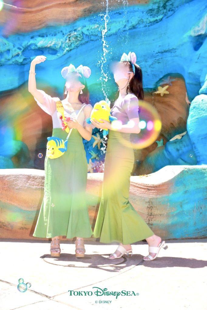 ディズニー カメラキャスト カメキャス フォトキー 風船 ミッキーバルーン シャボン玉 合成 野生カメキャス 無料 最新 2021年 撮影場所