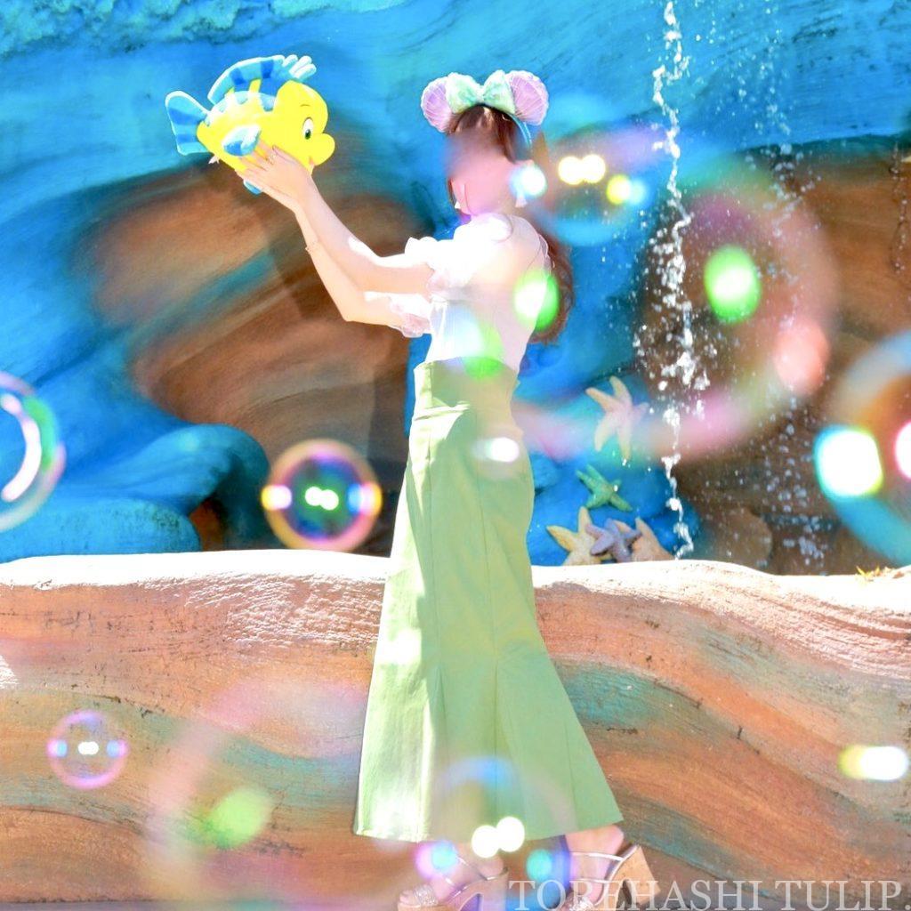 ディズニー カメラキャスト カメキャス フォトキー 風船 ミッキーバルーン シャボン玉 場所 合成 野生カメキャス 無料 最新 2021年 バルーン入りフォト シャボン玉をテーマにした撮影